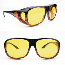 Eschenbach Solar Shields Yellow Filter - LARGE FitOvers Sunglasses - Brand New