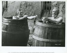 KIRK DOUGLAS HENRY FONDA THERE WAS A CROOKED MAN... 1970 VINTAGE PHOTO #5