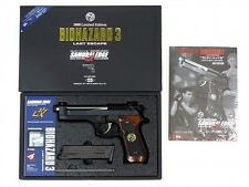 Tokyo Marui Model Gas Gun Biohazard Chris Redfield Samurai Edge M92F 4 Ltd Japan