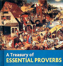 A Thousand and One Essential Proverbs (Book Blocks),GO