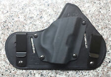 Hybrid Holster for Ruger LC9 IWB or OWB right handed