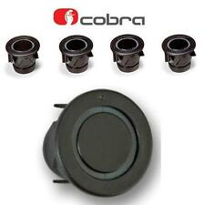 Cobra F0194S 4 Way Car Front Parking Sensor Kit 25mm black A0156