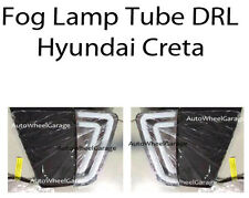 New Imported Premium Quality Fog-Lamp Dual LED Tube DRL for Hyundai Creta