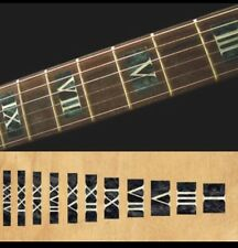 Roman Numeral BP Fret Markers Inlay Sticker For Guitar