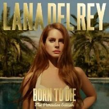 "LANA DEL REY ""BORN TO DIE -  THE PARADISE EDITION""  2 CD NEUWARE"