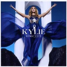 CD Album Kylie Minogue Aphrodite 2010 Parlophone Record