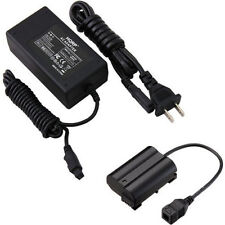 AC Power Adapter Kit for Nikon 1 V1 D7100 D600 D800 D800E D7000 EP-5B EN-EL15