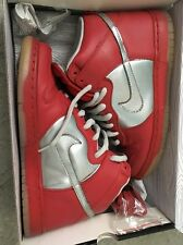 RARE Limited Edition Men's Nike SB dunk hi MURK & MINDY size 7 (2006)