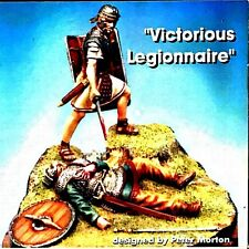 Jaguar 1/32 Scale (54mm) Victorious Legionnaire - 2 Resin Figures w/ Base 65402