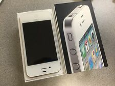 INBOX Apple iPhone 4 - 32gb - White (Unlocked) AT&t Smartphone Excellent