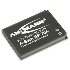 Ansmann Ricambio Batteria Agli Ioni Di Litio per Samsung BP70A