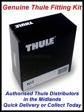 BRAND NEW THULE 4007 FITTING KIT FOR AUDI A4 AVANT ESTATE 2008  INTEGRATED RAILS