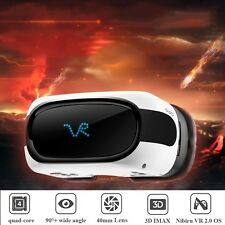 Android 2D/3D VR Videobrille 720p  inkl. Wifi SD und USB