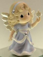 Precious Moments CHRISTMAS ANGEL w/ STAR 111045 NIB