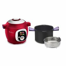 MOULINEX - Multicuiseur intelligent Cookeo rouge - CE701500 neuf