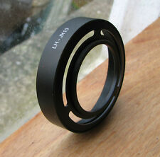 40mm x 0.5mm  screw in vented Lens Hood for  Canon rangefinder lenses