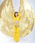New Egyptian Egypt Belly Dance Costume Isis Wings 360° Isis Wings 11 colours