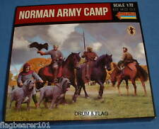 STRELETS 909 - NORMAN ARMY CAMP. 1/72 SCALE PLASTIC