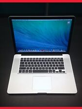 Apple MacBook Pro 15 Mac Laptop - Intel Core i5 2.4Ghz - Upgraded 750GB / 8
