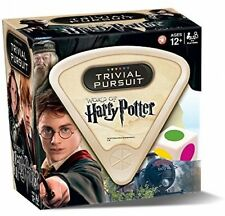 TRIVIAL PURSUIT: World of Harry Potter Edition Board Games Movies Party Games