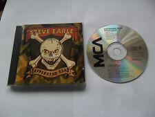 STEVE EARLE - Copperhead Road (CD 1988) UK Pressing