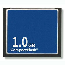 10 x 1GB CompactFlash Standard CF Memory Card Generic Brand New W/Cases
