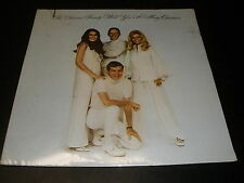 THE SINATRA FAMILY wish you a merry christmas LP RECORD - Sealed