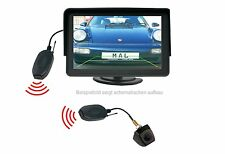 """Unterbau Rückfahrkamera CM368 & 4.3"""" Monitor Funkübertrager passt für Honda"""