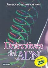 Detectives del ADN/ Detectived of the DNA (Adventureros De La Ciencia) (Spanish