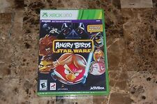 Angry Birds Star Wars - Xbox 360 Brand NEW & SEALED