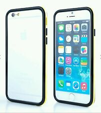 BNEW HARD BUMPER SHOCKPROOF FRAME COVER FOR APPLE IPHONE 6 4.7 INCH.