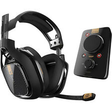 Astro A40 TR + Mixamp TR in Black (PS4, PS3 & PC) ✔  Certified Refurbished ✔