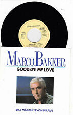 Marco Bakker - goodbye my love