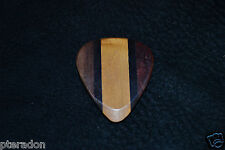 Timber Tones Zone Tones, Haldu Based, laminated guitar pick,w/Rosewood Ebony