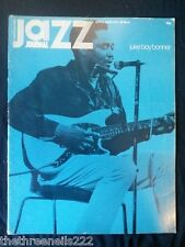 JAZZ JOURNAL - APRIL 1975 - JUKE BOY BONNER