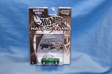 Hot Wheels Hall of Fame Greatest Rides Mini Cooper Union Jack 1/64 Real Riders