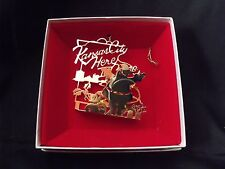 Rare Hallmark/Halls Christmas Ornament Kansas City Here I Comes Santa HKC-2 MIB
