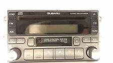 2000-2004 Subaru Legacy Forester Radio CD Kassetten  86201FE120