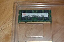 Hynix 1 GB 2 Rx16 DDR2 PC2-5300S-555-12 Laptop Memory HYMP512S64BP8-Y5 AB 0640