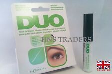 AUTHENTIC DUO striplash False Eyelash Brush per colla adesiva chiara Tono 5G