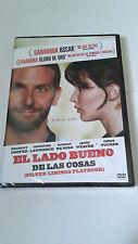 """DVD """"EL LADO BUENO DE LAS COSAS"""" PRECINTADA DAVID O. RUSSELL JENNIFER LAWRENCE"""