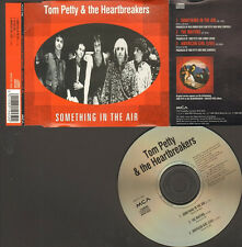 TOM PETTY Something in the Air NEW CD SINGLE 3 track LIVE American Girl Waiting