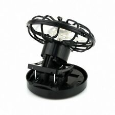 Clip-On Solar Cell Fan Sun Power Energy Panel Cooling CT