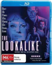 Lookalike, the - Thriller NEW B Region Blu Ray