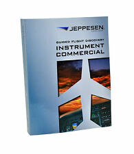 NEW Jeppesen GFD Instrument Commercial Textbook | 10001784-004 | JS314520