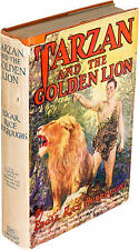 """1927 """"Tarzan and the Golden Lion"""" photoplay INSCRIBED BY THE FILM'S STAR unique"""