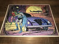 Rare Batman And Robin 1966 Puzzle National Periodical Publications Sealed