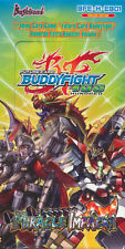 Future Card BUDDYFIGHT BFE-H-EB01 Miracle Impack Booster Box 15ct SEALED!!