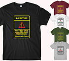 Gift T-Shirt Birthday 40th 50th Funny Present Ladies Mens Dad Mum New