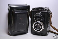 LOMO LUBITEL 2 Old Soviet / Russian TLR Camera